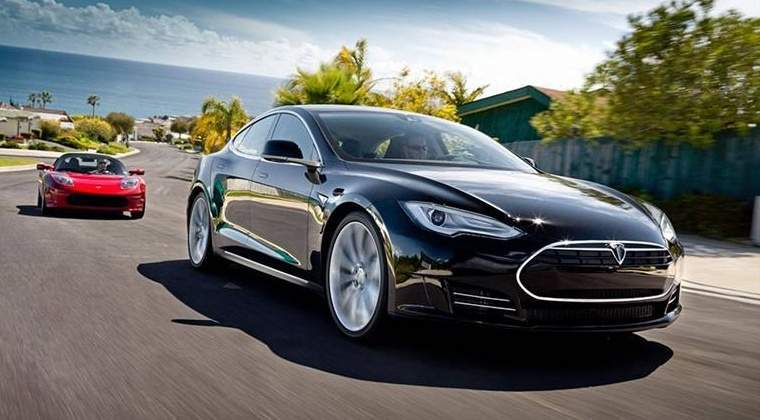 Loc 2: Tesla Model S - 16.824 unitati