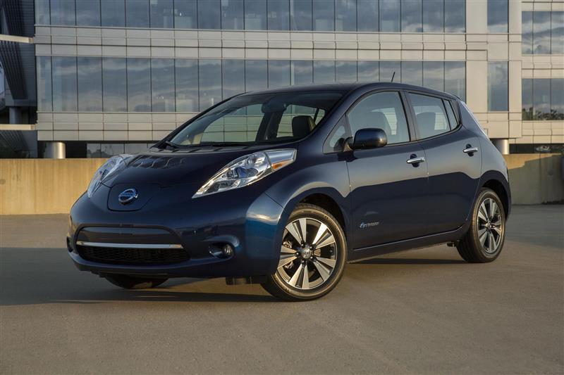 Loc 1: Nissan Leaf - 22.982 unitati