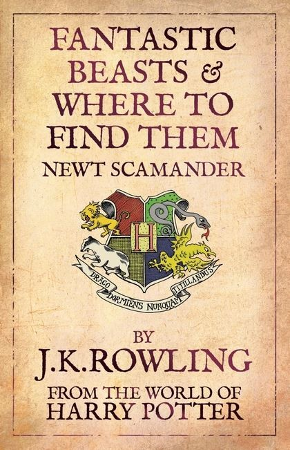 Creaturi fantastice si unde pot fi gasite- J.K.Rowling