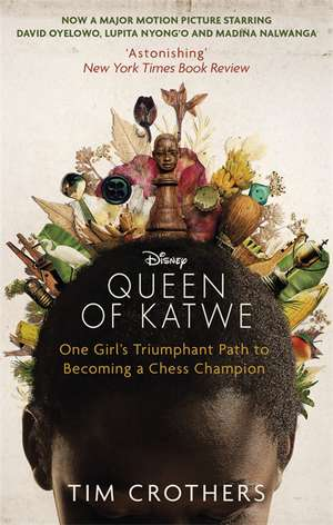 The Queen of Katwe - Tim Crothers