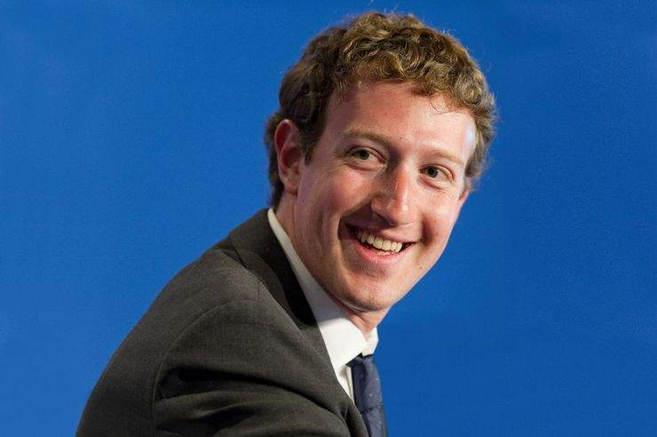 Mark Zuckerberg, CEO al Facebook
