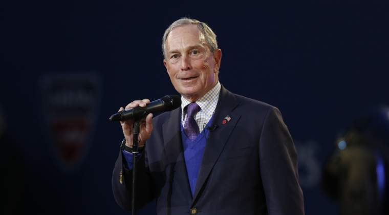 Michael Bloomberg, CEO al Bloomberg LP