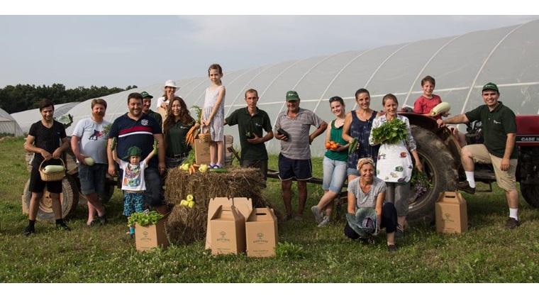 Heritage Farms: 120.000 euro pentru legume eco