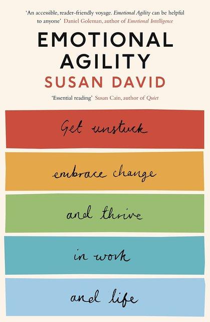 "1. ""Emotional Agility"" de Susan David"