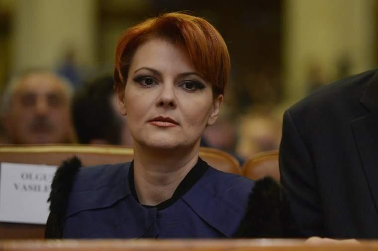 Olguta Vasilescu - propusa la Ministerul Muncii