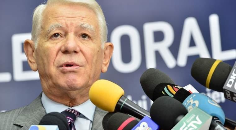 Teodor Melescanu - propus pentru Ministerul de Externe