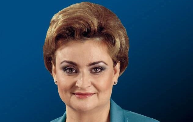 Gratiela Gavrilescu - propusa ministru delegat pentru Relatia cu Parlamentul
