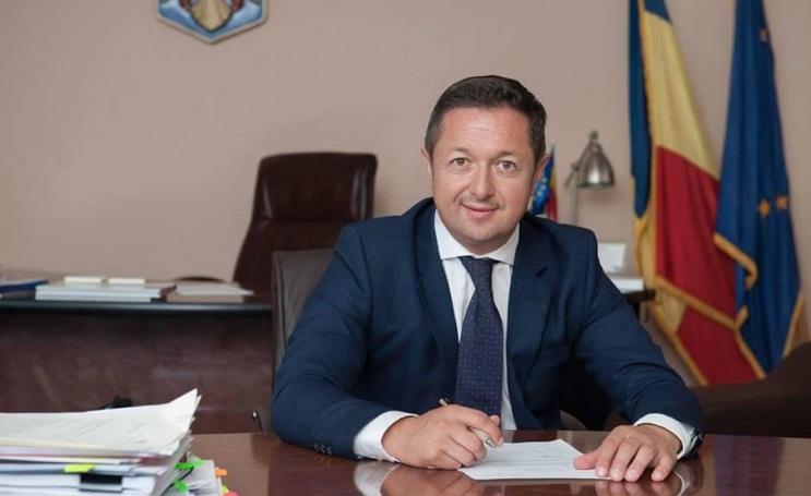Marius Alexandru Dunca - propus la Tineret si Sport