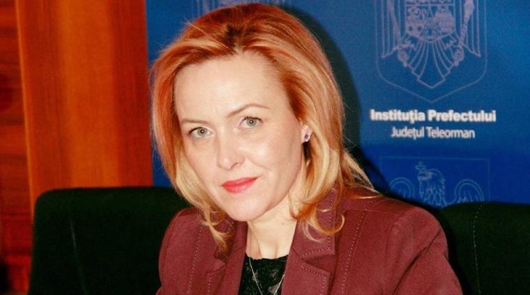 Carmen Daniela Dan - propunerea PSD pentru Interne