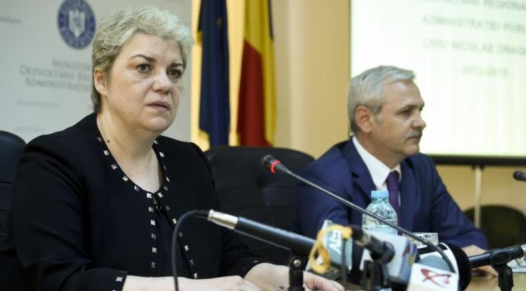 Sevil Shhaideh - propusa vicepremier, ministru al Dezvoltarii