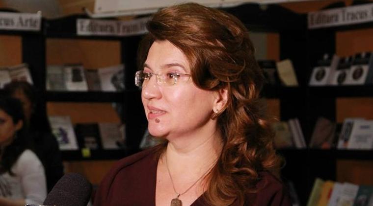 Andreea Pastarnac - propusa pentru Ministerul Romanilor de Pretutindeni