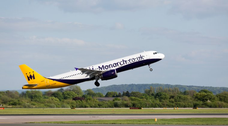 Locul 10: Monarch Airlines