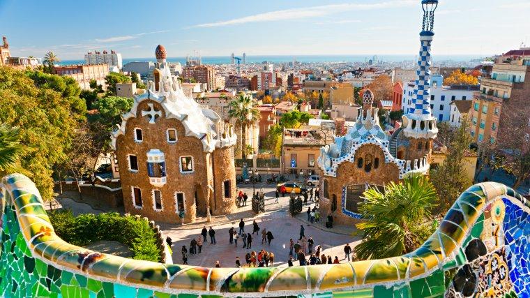 Locul 2: Barcelona