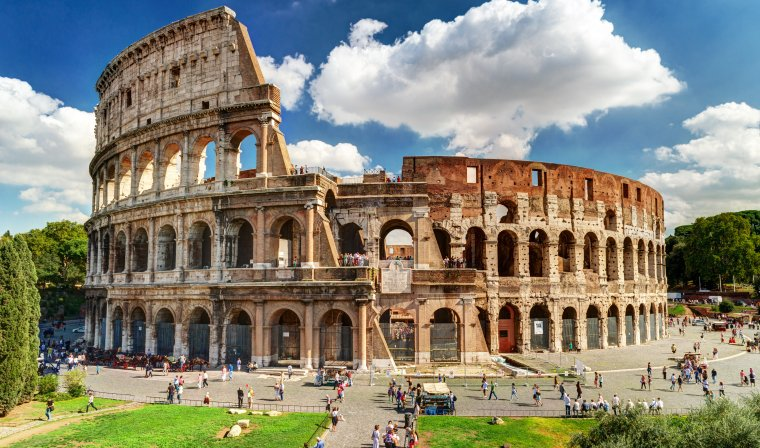 Locul 3: Roma