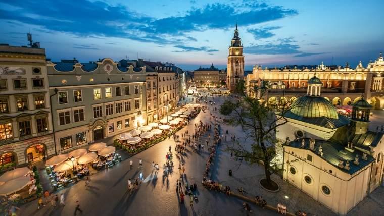 Locul 5: Cracovia