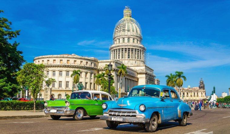 Locul 1: Havana, Cuba
