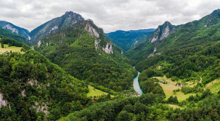 Parcurile nationale Durmitor si Biogradska