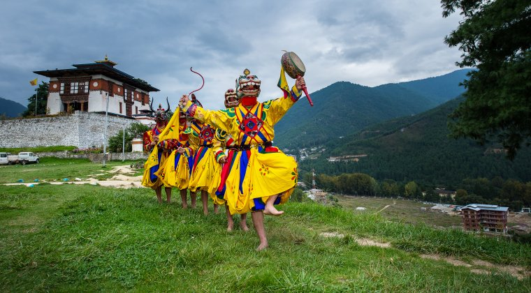 1. Thimphu