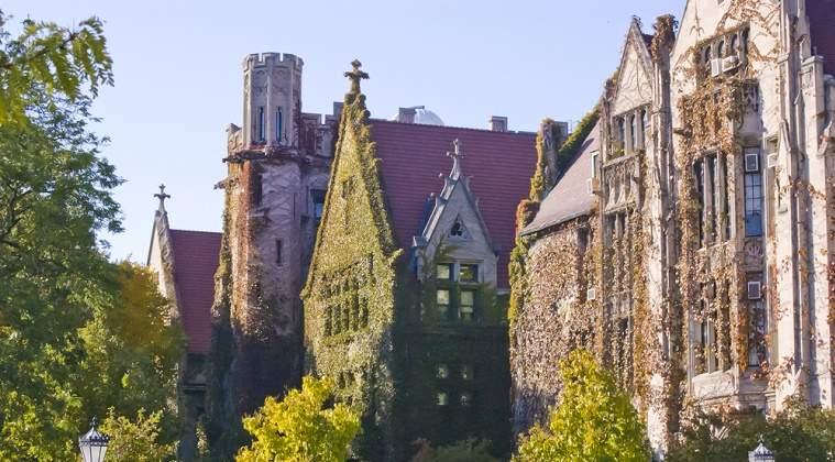 8. Universitatea Chicago