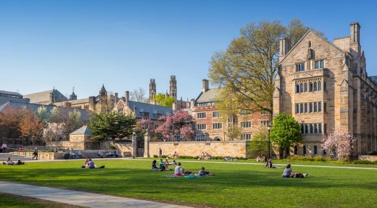 7. Universitatea Yale
