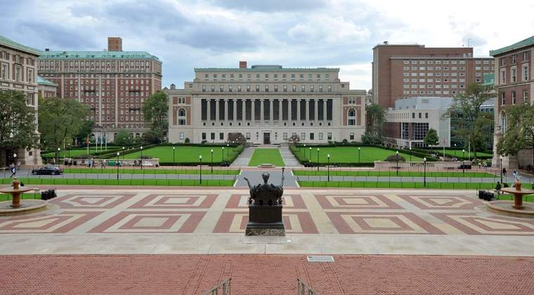 3. Universitatea Columbia