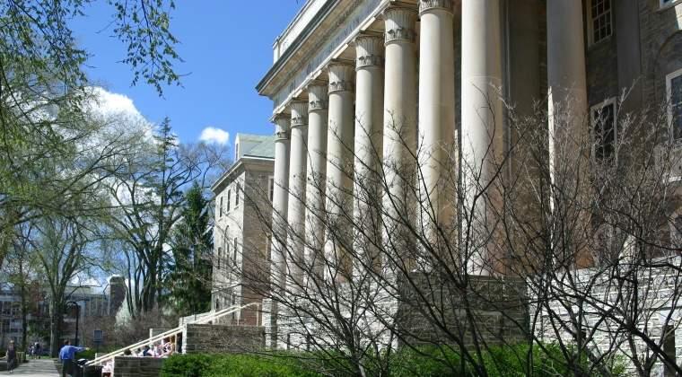 3. Universitatea Pennsylvania