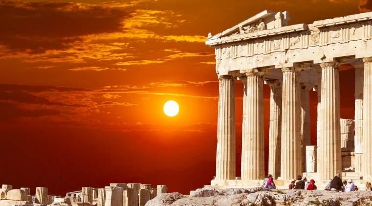 Vacanta de Paste in Atena