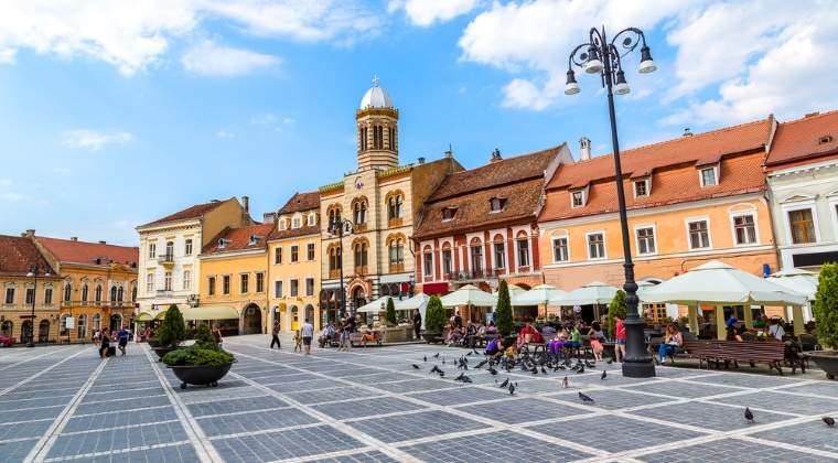 Brasov: plus de 6,2% la 6 luni