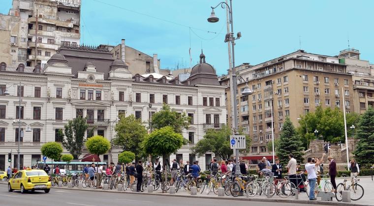 Bucuresti: plus de 5,4%