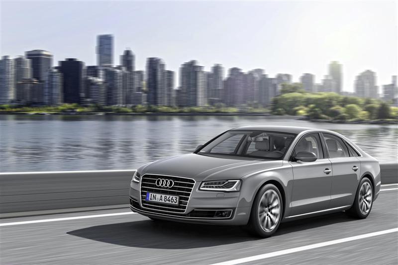 Audi A8 - 2.523 unitati