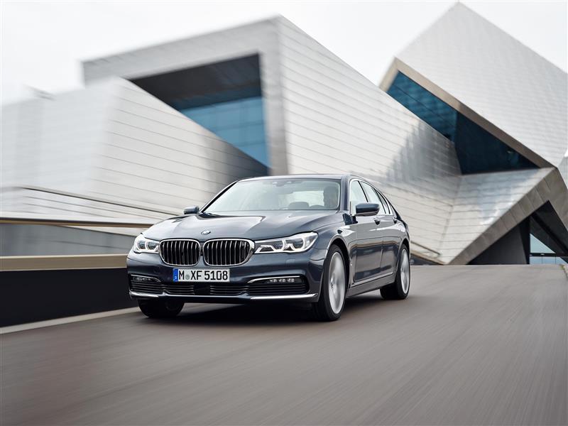 BMW Seria 7 - 6.536 unitati