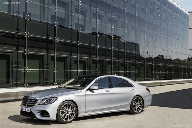 Mercedes-Benz Clasa S - 7.629 unitati