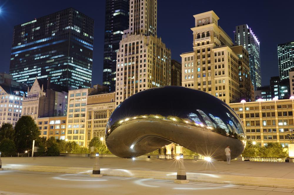 2. Millennium Park in Chicago, SUA