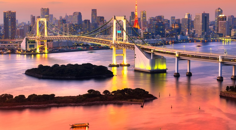 7. Tokyo
