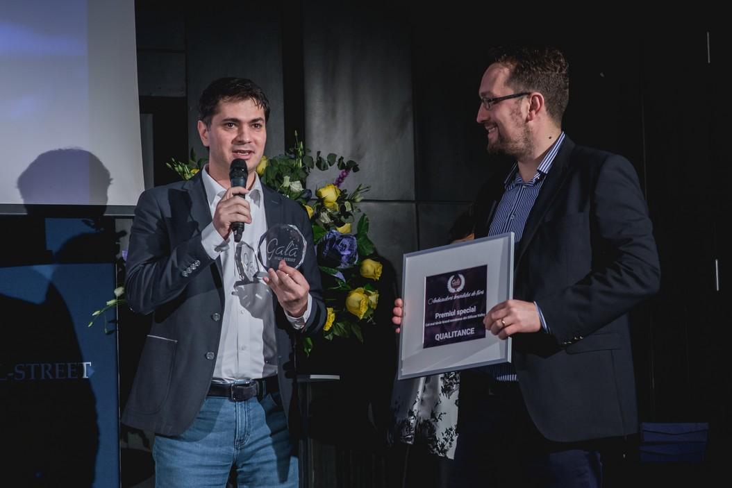 Premiul special: Cel mai tanar brand romanesc din Sillicon Valley