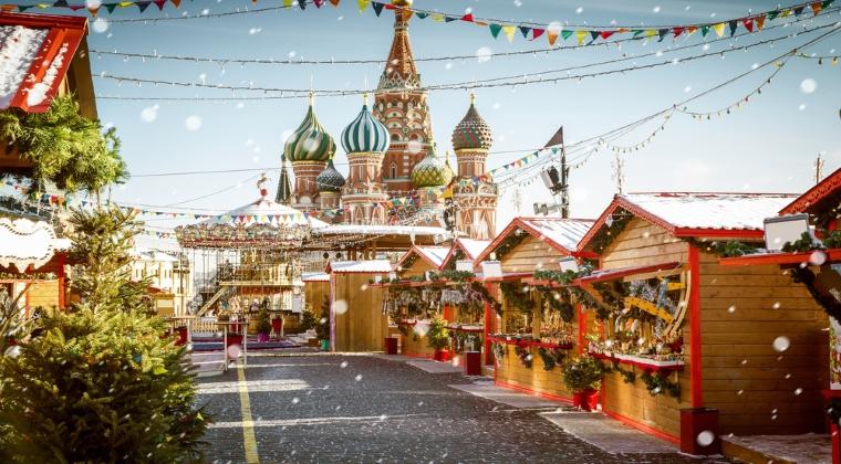 Piata Rosie - Moscova, Rusia