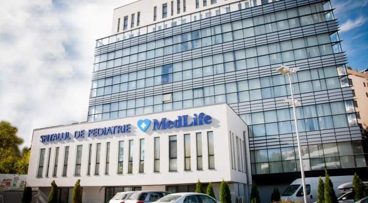 MedLife a preluat pachetul integral de actiuni al diviziei de servicii medicale Polisano