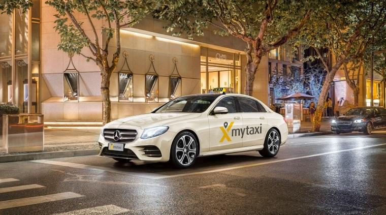 Aplicatia Clever Taxi a fost vanduta catre mytaxi, companie detinuta de catre gigantul Daimler