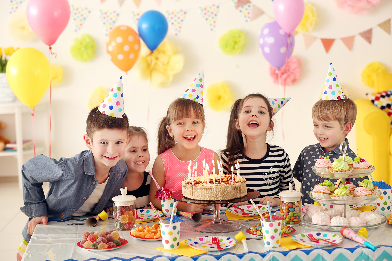 5. Petreceri pentru copii