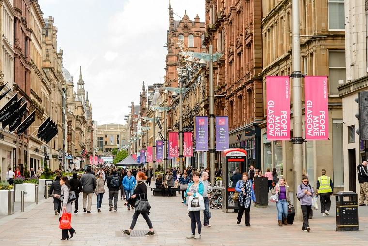 Glasgow, Scotia
