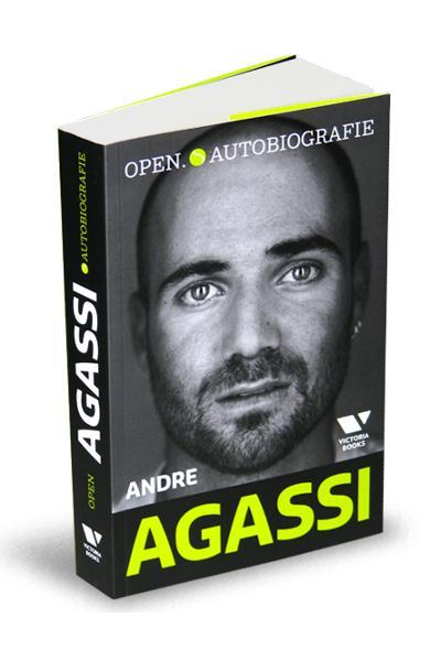 Open. Autobiografie - Andre Agassi