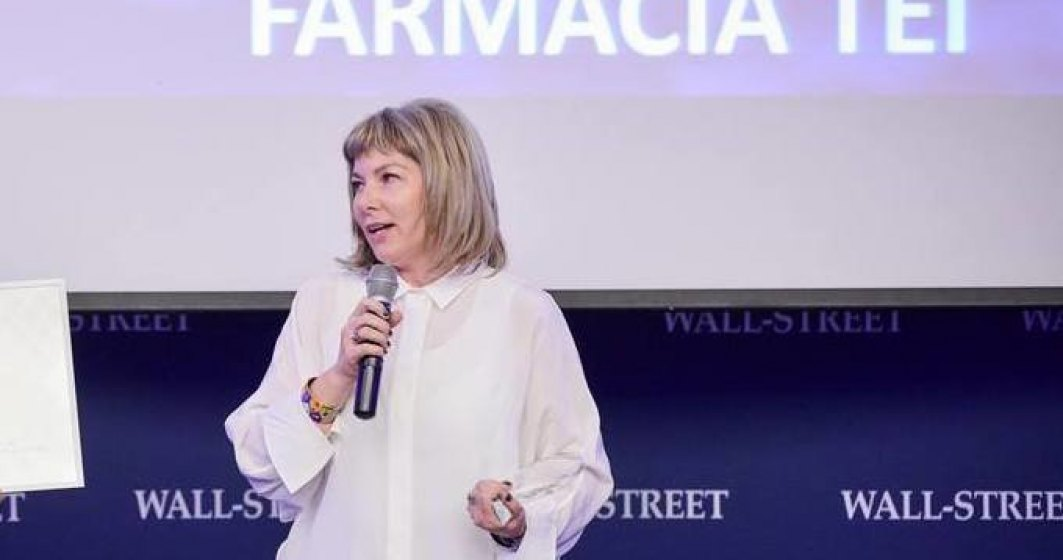 Roxana Maftei - Farmacia Tei