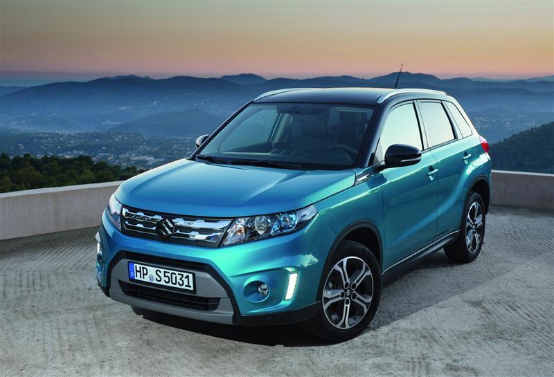 6. Suzuki Vitara