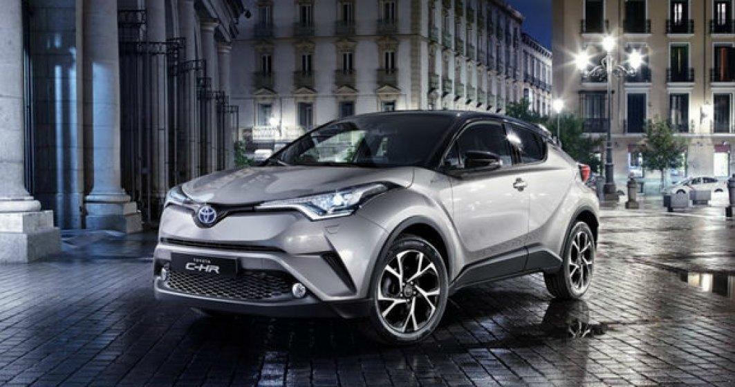 5. Toyota C-HR