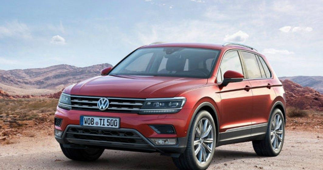 3. Volkswagen Tiguan