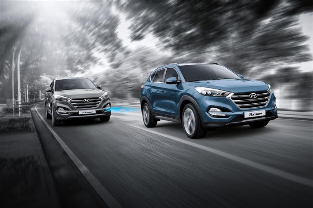 2. Hyundai Tucson