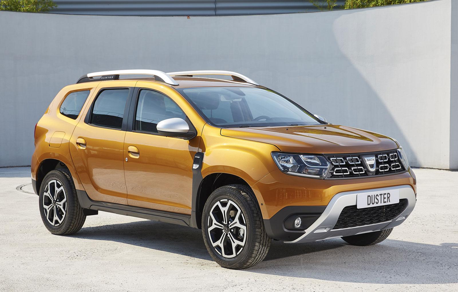 1. Dacia Duster