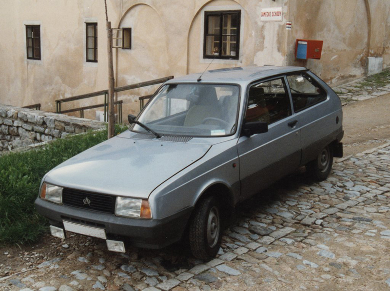 Oltcit - 1981