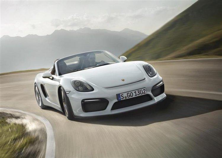 Crestere de 10% a livrarilor Porsche pe primul trimestru din 2016