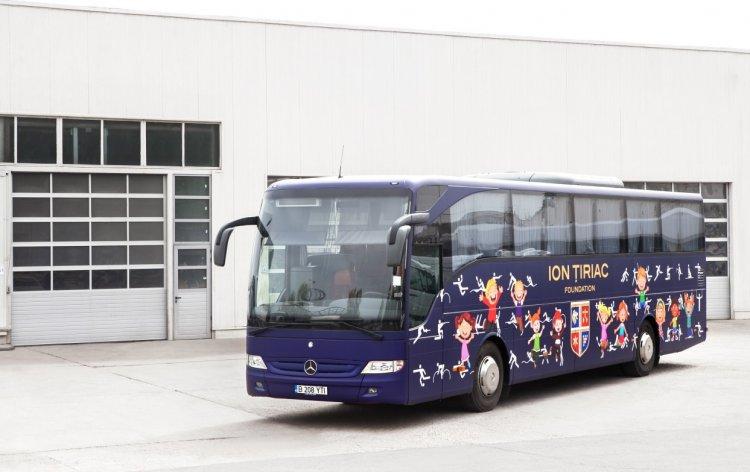 Galeria Tiriac Collection ofera acces si transport gratuit elevilor claselor I-XII, in cadrul unor tururi organizate